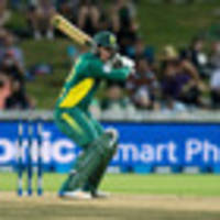 Cricket: South African openers just short of record partnership