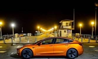 U.S. Coast-To-Coast EV Record Broken By Mysterious Tesla Model 3