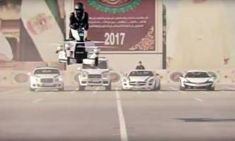 Dubai Police Force to Get Head-Chopping Hoverbikes