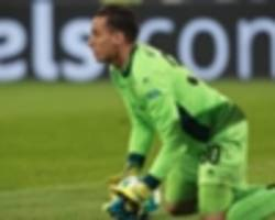 Dusseldorf keeper: I saved the ball with my penis