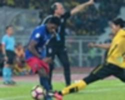 morais defends selection of hasbullah after the latter's howler against perak