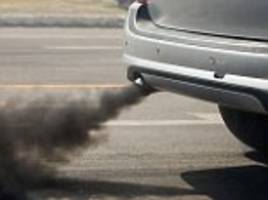 diesel fumes harm children while they are in the womb!