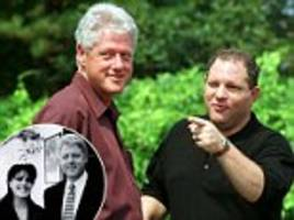 Harvey Weinstein cut Bill Clinton $10K for Monica Lewinsky