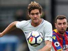Barcelona 'consider move for Chelsea star Marcos Alonso'