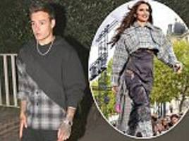 Liam Payne takes style inspiration from Cheryl in LA
