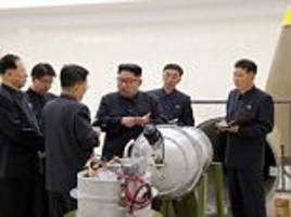 Kim Jong-Un's nuclear weapon could kill 90% of Americans