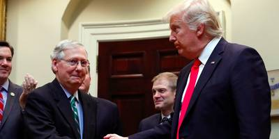 'the death of tax reform'?: trump's tax plan is about to face a huge test in the senate
