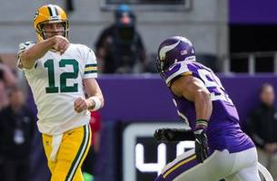 Was the season ending hit on Aaron Rodgers a cheap shot?