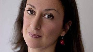 Malta blogger Daphne Caruana Galizia killed in car bomb attack