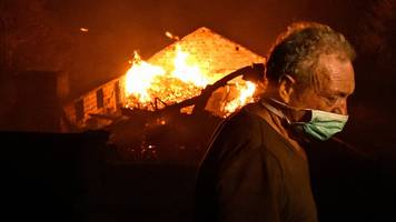 Portugal and Spain wildfires: Death toll soars to dozens
