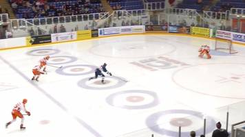 ice hockey: highlights from the weekend of eihl