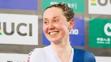katie archibald: world omnium champion to join road racing team in 2018