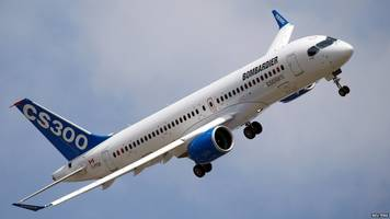 Bombardier to partner Airbus on C-Series jets
