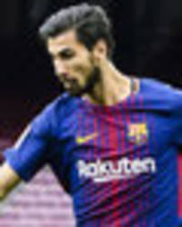Barcelona offered Andre Gomes in failed Philippe Coutinho deal in the summer - report