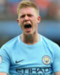 Man City coach Pep Guardiola: Kevin de Bruyne must win trophies to emulate Lionel Messi