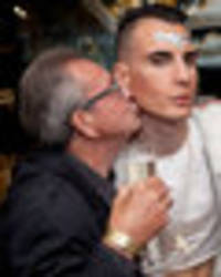 X Factor's Ottavio gets physical with Sugar Daddy - over FORTY years his senior