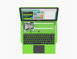 The Pi-Top turns a Raspberry Pi into a laptop to help teach coding