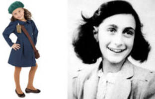 'Tasteless' Anne Frank Halloween costume pulled from store