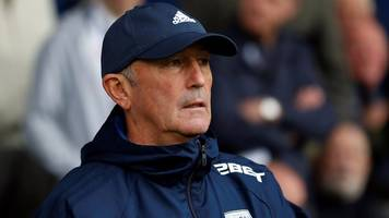 leicester city 1-1 west bromwich albion: tony pulis disappointed not to hold on for win