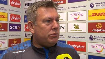 Leicester City 1-1 West Bromwich Albion: Craig Shakespeare pleased with 'spirit and resilience'