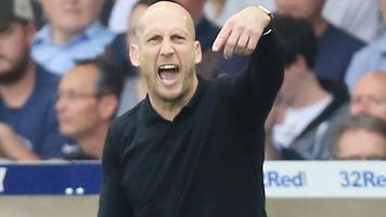 reading: jaap stam labels leeds united win just reward for players' determination