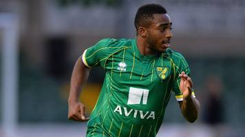 reece hall-johnson: grimsby town sign ex-norwich city trainee on short-term deal