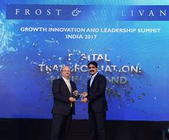 YuppTV India Private Ltd. Wins Frost & Sullivan's India Companies to Action Award OTT Video Services Market at the 2017 India Best Practices Awards Banquet