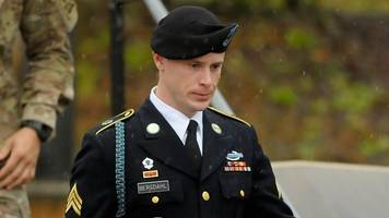 US Army Sgt. Bowe Bergdahl Pleads Guilty To Desertion
