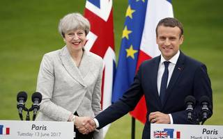 may to make brexit call to macron ahead of brussels dinner