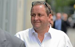 newcastle united put up for sale by owner mike ashley