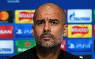 pep guardiola hits back at firebrand napoli president