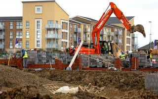 Theresa May to challenge developers over housing needs at Downing St summit