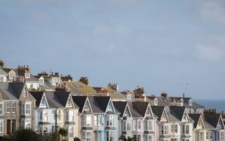 UK house prices are up in October - but that isn't translating into sales