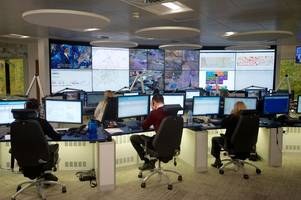 behind the scenes at bristol's new traffic, emergency response and welfare cctv hub