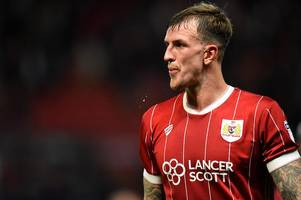 aden flint thanks the bristol city fans after his comeback following summer interest from birmingham city