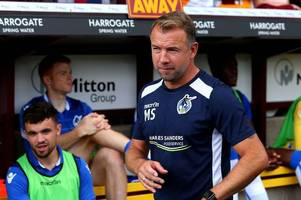 The FULL transcript as Marcus Stewart talks Shrewsbury Town match, FA Cup draw and managing player workloads