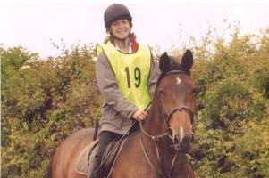 personal assistant who helped manage stars including noel edmonds and carol vorderman dies in gloucestershire riding accident