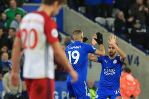 Leicester City 1-1 West Brom verdict: Mahrez rescues vital point with late goal