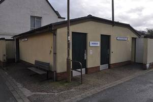 vandalising tiverton's toilets a weekend pass time as toilet roll holders are destroyed