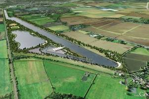 what is happening with plans for cambridge's rowing lake?