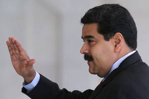 Maduro claims landslide win in disputed Venezuela elections