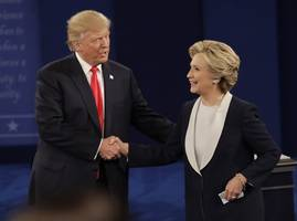 Trump Wants 2020 Rematch With Hillary Clinton: 'I Hope So'