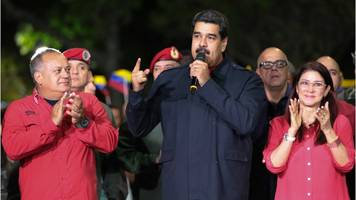 Venezuela socialists win governor seats amid fraud claims