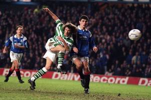 celtic rejected £9m leeds united offer for me in 1996 claims former hoops star jorge cadete
