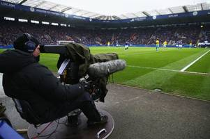 Live football on TV: Which channel is showing Leicester City vs West Brom?