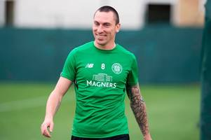 Scott Brown can inspire Celtic to pull of Champions League shock against Bayern Munich says Olivier Ntcham