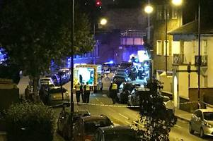 three men stabbed outside parsons green station in horror knife attack