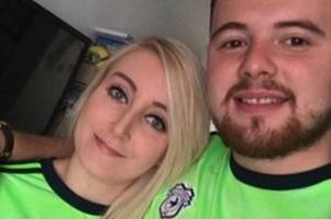 two cardiff city fans who go to every away game had their car broken into on friday and jewellery stolen when the match was on