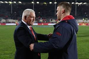 warren gatland breaks his silence over sean o'brien's lions attack on him and rob howley