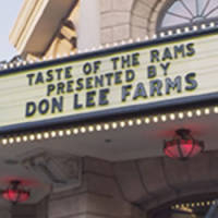 Don Lee Farms Sponsored Taste of the NFL Event held by The Los Angeles Regional Food Bank and the Los Angeles Rams